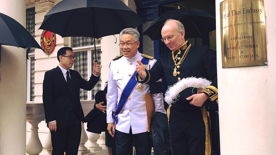 Thai Ambassador to the UK
